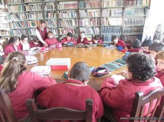 Sexto en biblioteca 1