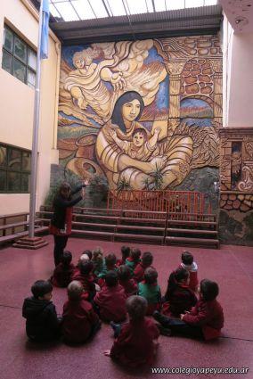 Aprendiendo mas sobre San Martin 21