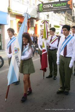 Desfile y Festejo de Cumpleaños 109