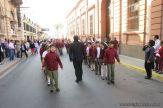 Desfile y Festejo de Cumpleaños 115