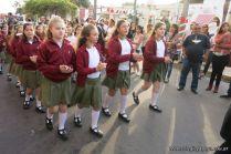 Desfile y Festejo de Cumpleaños 14