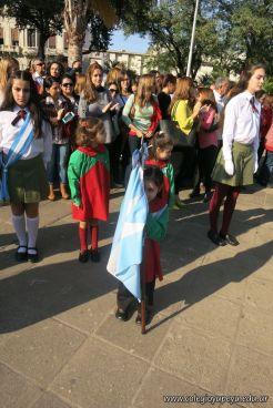 Desfile y Festejo de Cumpleaños 183