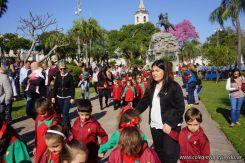 Desfile y Festejo de Cumpleaños 243