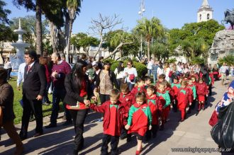 Desfile y Festejo de Cumpleaños 244