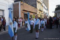 Desfile y Festejo de Cumpleaños 25