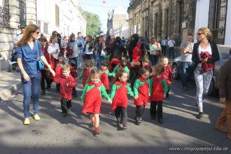 Desfile y Festejo de Cumpleaños 268