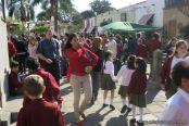 Desfile y Festejo de Cumpleaños 318