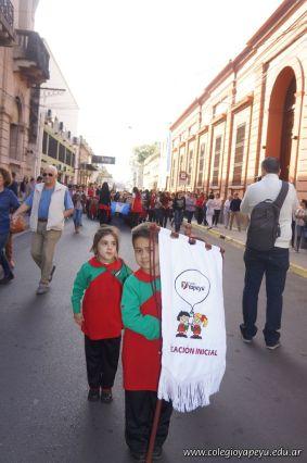 Desfile y Festejo de Cumpleaños 92