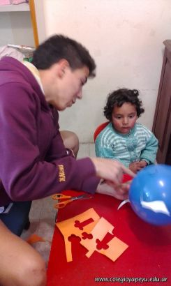 Festejamos el Dia del Niño en CONIN 8