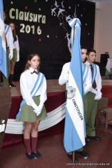 Acto de Clausura de la Secundaria 2016 18