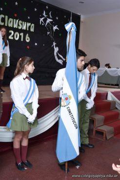 Acto de Clausura de la Secundaria 2016 21