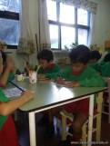 Contando dinosaurios en salas de 5 años 1