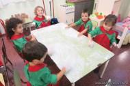 Espuma en salas de 4 años 4