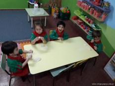 Masa en salas de 4 años 11