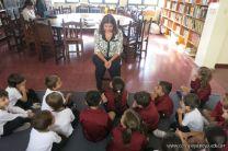 El Jardin visito la Biblioteca 10