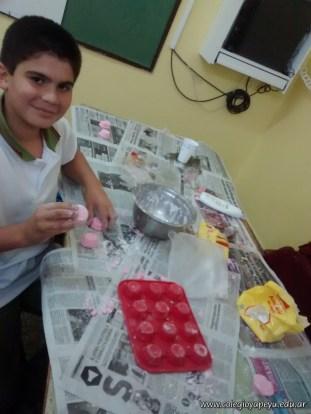 Fabricando jabones 7