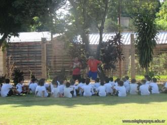 Gran arranque de clases en el campo deportivo 1