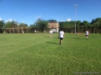 Gran arranque de clases en el campo deportivo 34