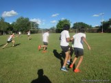 Gran arranque de clases en el campo deportivo 37