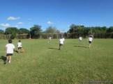 Gran arranque de clases en el campo deportivo 40