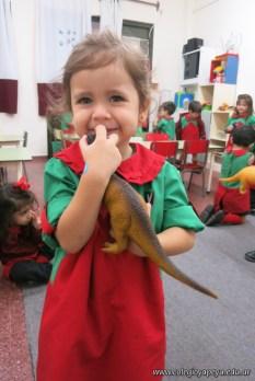 Visita de dinosaurios 3