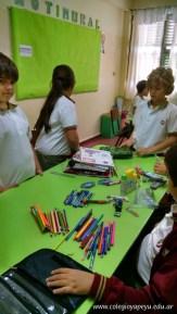 Clasificando útiles escolares 19