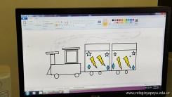 Dibujando trenes 32