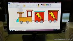 Dibujando trenes 7