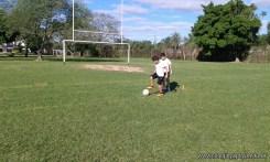 Fundamentos técnicos del fútbol 8