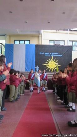 Acto del Día de la Bandera 17