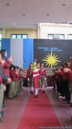 Acto del Día de la Bandera 19