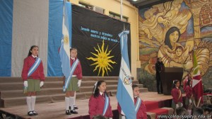 Acto del Día de la Bandera 6