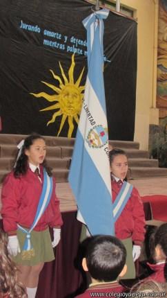 Acto del Día de la Bandera 8