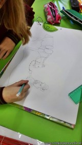 Dibujando con Molina Campos 7