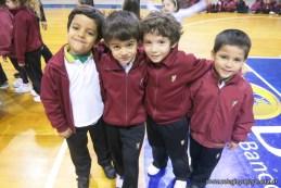 Fiesta de los jardines de infantes 92