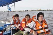 Paseo Náutico por el Río Paraná 11