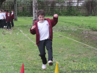 Torneo deportivo de 4to 54