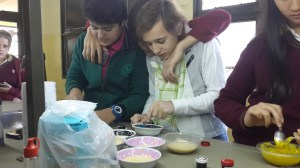 Torta de colores 8