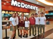 Visita a McDonald's 4