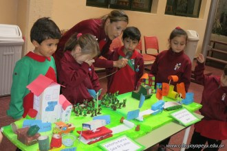 Yapeyú es ambiente - Fabricación de papel artesanal 120