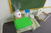 Yapeyú es ambiente - Fabricación de papel artesanal 36