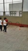 Actividades de coordinación en Ed. Física 1