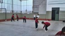 Actividades de coordinación en Ed. Física 13