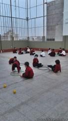 Actividades de coordinación en Ed. Física 14