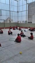 Actividades de coordinación en Ed. Física 17