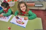 Dibujamos con plasticolas de colores 5