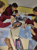 Trabajo integrado de Historia y Geografía 5