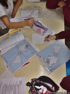 Trabajo integrado de Historia y Geografía 8