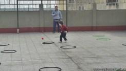 Educación física en Jardín 17