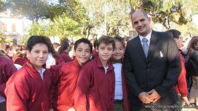 Festejo de Cumpleaños y Desfile en Homenaje a San Martin 107